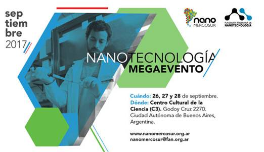 Evento - NANO TECNOLOGIA