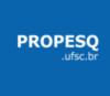 Pró-Reitoria de Pesquisa - UFSC